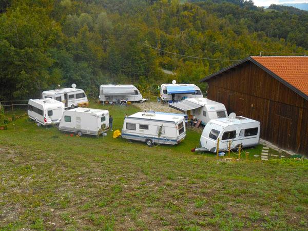 L'Arca di noe Agricamp • Camping • Il campeggio la struttura i prezzi
